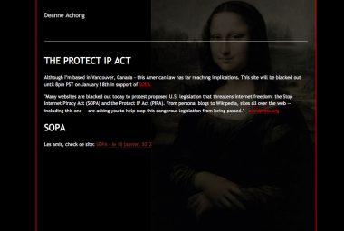 Mona's Anti-Sopa