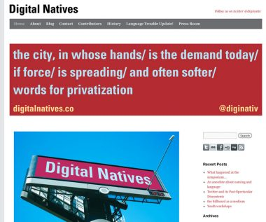 Public Art Website