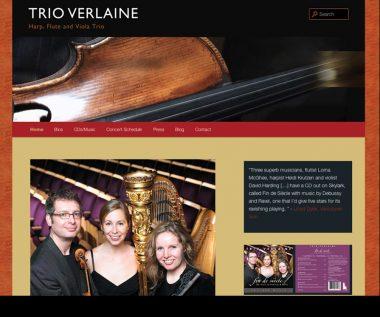 Trio Verlaine Site
