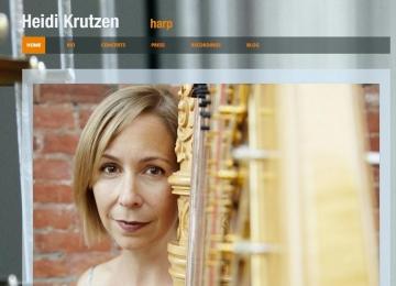 Heidi Krutzen Website
