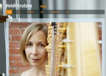 Heidi Krutzen Website