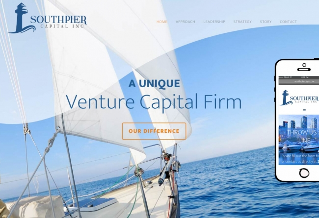 SOUTHPIER CAPITAL Website