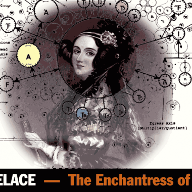 Ada Lovelace – Fare Thee Well!